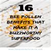 Aprenda por qué el polen de abeja es un superalimento que usted ha estado perdiendo y cómo puede beneficiar su salud   HappyBodyFormula.com